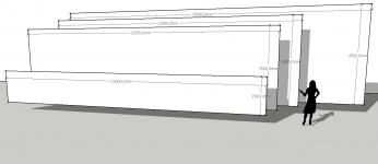 Projectieschermen zonder rand buiten categorie