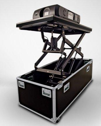 video lift H-max = 220 cm