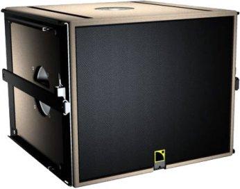 L'Acoustics SB15M baskast