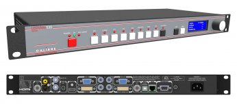 Calibre Ledview 530 (HD switcher-scaler)