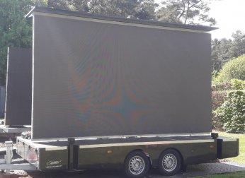 LED trailer OD7 11m² (450 x 250 cm)